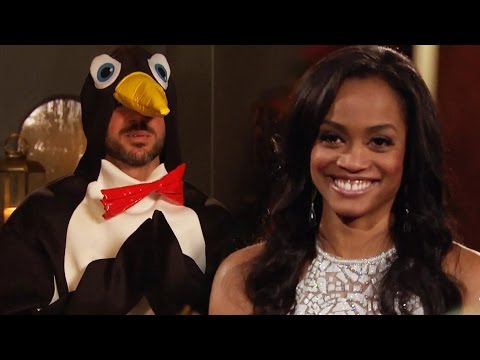 'The Bachelorette' First Look: Meet 'Penguin Man' in the Wackiest Limo Exit Ever