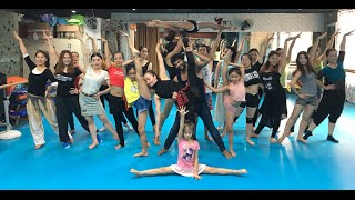 Kamli Kamli (Dhoom 3) Bollywood Workshop in Zhuhai, China (Devesh Mirchandani)