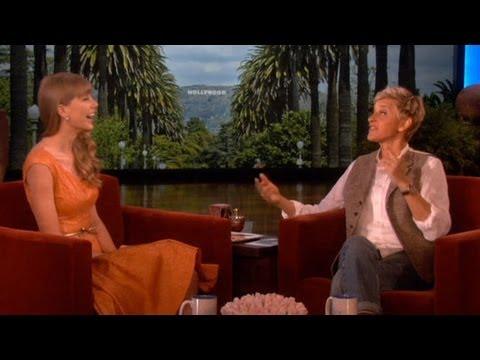 Taylor Swift Talks Ex-Boyfriends on Ellen