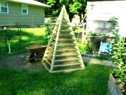 Backyard Fruit And Garden YouTube