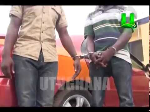 Mile 7 District Police Arrests 2 Suspected Robbers