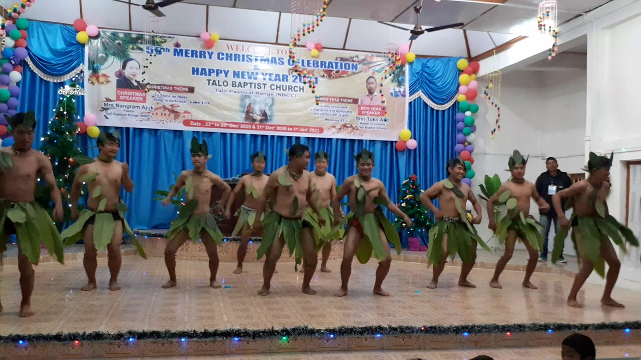 Download Talo youth group dance(B,sector)