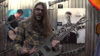 NAMM 2015 - Ibanez Paul Waggoner Signature Model