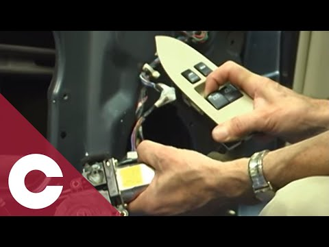 Limit Switch Reset Procedure for Nissan, Infiniti, Toyota & Lexus Anti-Pinch Window Motors