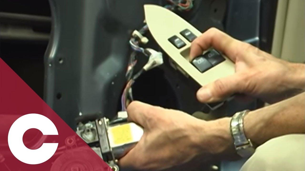 medium resolution of limit switch reset procedure for nissan toyota anti pinch window motors
