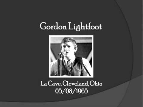 【TLRMC025】 Gordon Lightfoot  05/08/1965