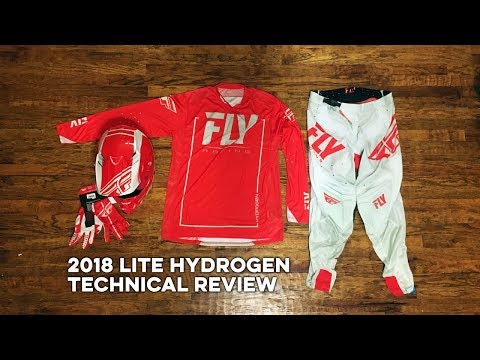 2018 Fly Racing Lite Hydrogen Technical Review