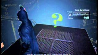 Batman Arkham City Free Roam Gameplay