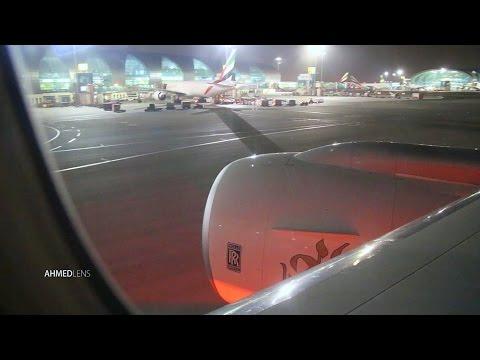 Emirates 777-300 Riyadh to Dubai | الإماراتية من الرياض إلى دبي