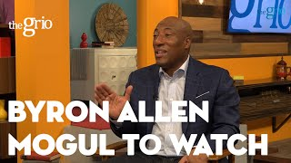 Byron Allen reveals story behind Comcast lawsuit and Black wealth success tips (FULL Pt. 2)