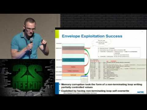 DEF CON 22 - Kallenberg and Kovah - Extreme Privilege Escalation On Windows 8/UEFI Systems