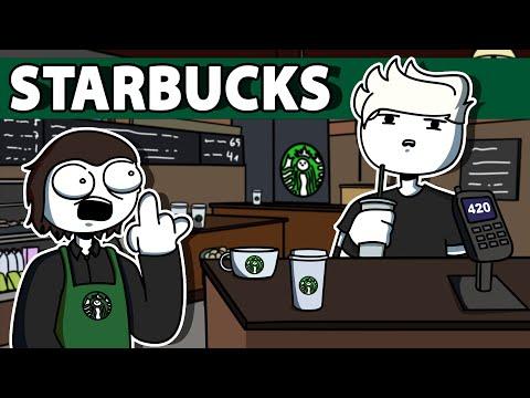 Beleidigt werden in Starbucks