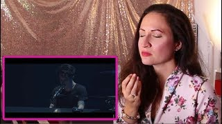 Vocal Coach REACTS to PANIC! AT THE DISCO - Bohemian Rhapsody-Live