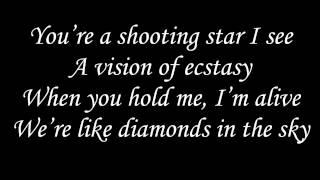 Gambar cover Diamonds - Rihanna (acoustic) w/ lyrics
