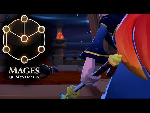 Mages of Mystralia | #9 | The Dark Tower -...