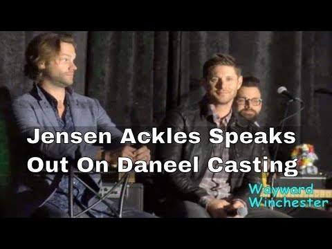 Jensen Ackles Reveals How His Wife Danneel Was Cast On SPN S13 SanFranCon 2017