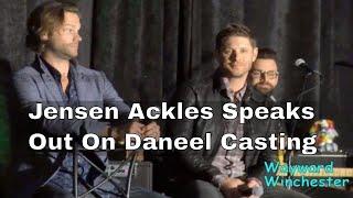 Jensen Ackles Reveals How His Wife Danneel Was Cast On SPN S13 SanFranCon 2017