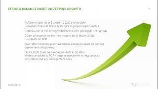 Investor Stream Webinar Series: Bod Australia (ASX:BDA) Investor Briefing