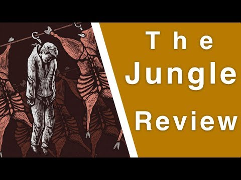 The Jungle by Upton Sinclair Review - Minute Book Report