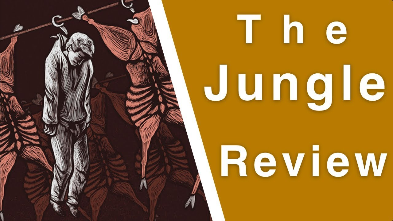 The Jungle by Upton Sinclair Review - Minute Book Report - YouTube