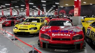 JANN REACTS TO NISMO HEAVEN! (at the Nissan Heritage Collection in Zama, Japan)
