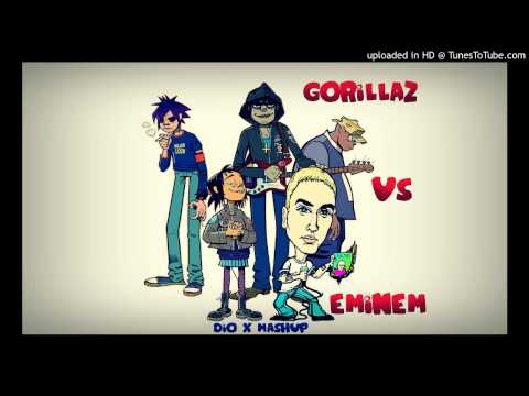 Gorillaz & De La Soul Vs. Eminem - Feel Good Stan (Dio X Mashup)