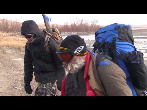 The 2017 Missouri River Winter Survival Trek