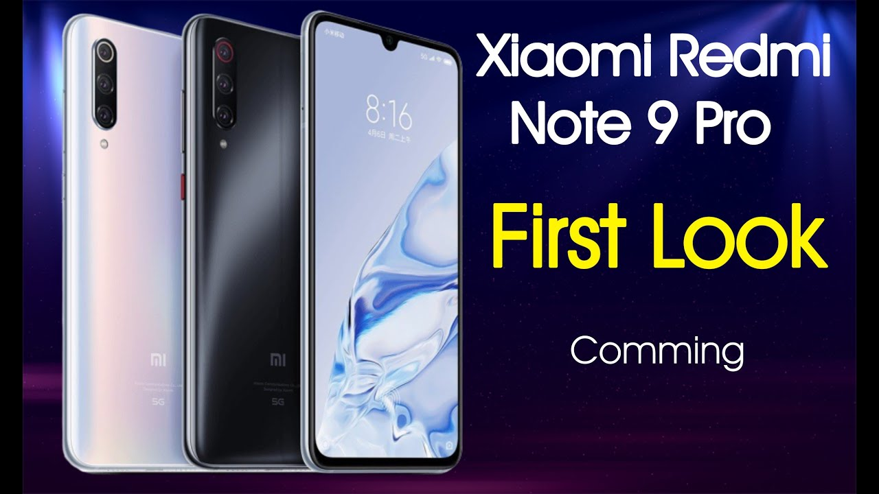 Xiaomi Redmi Note 9 Pro Review and Price in Pakistan and ...