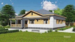 видео Проекты домов и коттеджей: купить проект дома