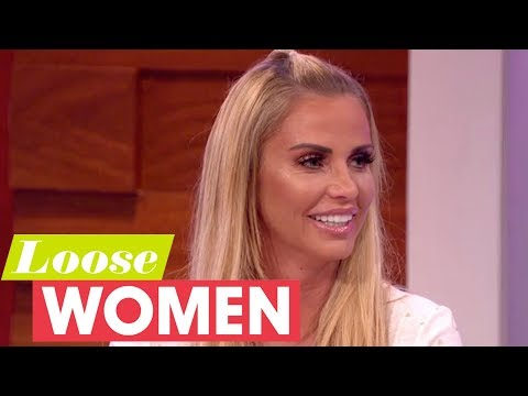Katie Price Says Her Kids Were Ugly When They Were Young | Loose Women