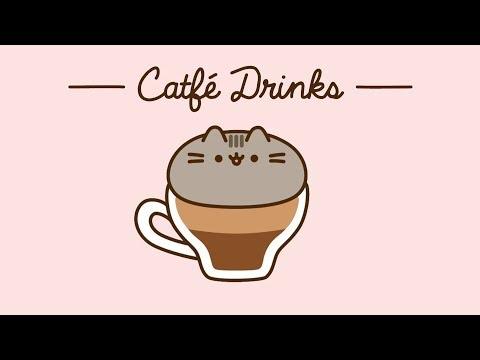 Pusheen: Catfé Drinks