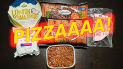 Görans Kebab Pizza - Chef Jonez Edition