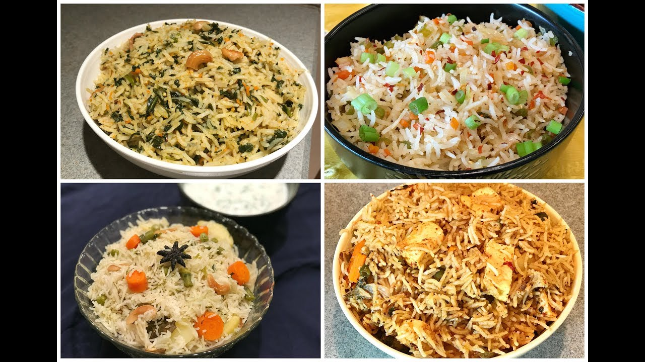 Quick And Easy Rice Recipes