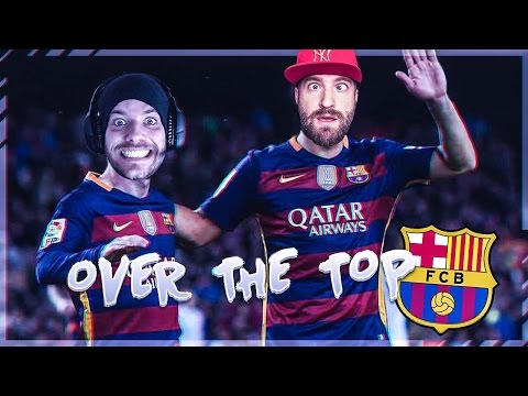 OVER THE TOP - WE ARE BACK