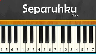 Not Pianika Separuhku - Nano (ost. Cinta Suci) - part 1 ✅