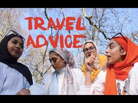 TRAVEL ADVICE WITH DAZA