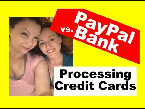Paypal vs. Bank for Credit Card Processor for your E-Commerce Store