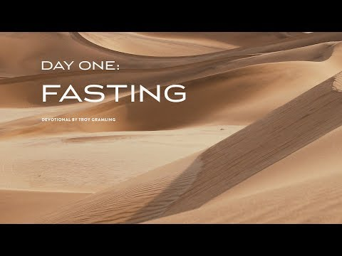 Day 1 - Neal Oates - Fasting