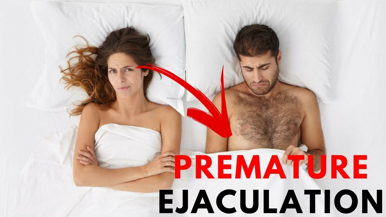 dating someone with premature ejaculation