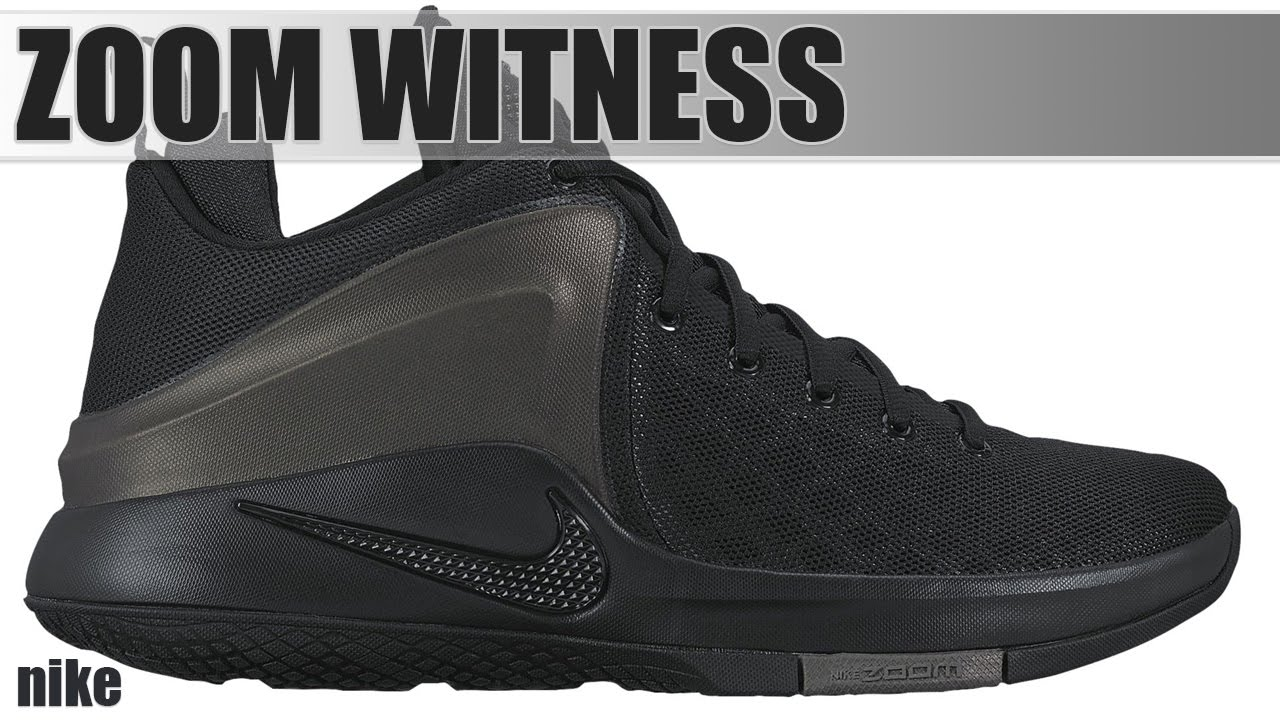 d44188d265d80 Nike LeBron Zoom Witness - YouTube