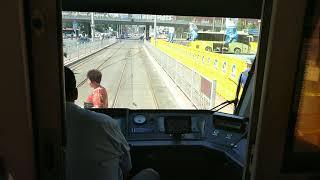 大連有軌電車202路運轉