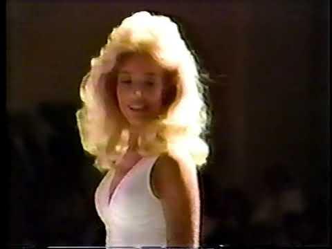 Miss Nebraska Pageant 1988