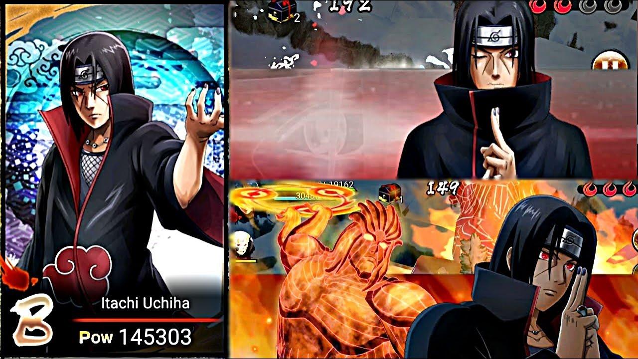 Download Itachi Ability Showcase | Naruto x Boruto Ninja Voltage