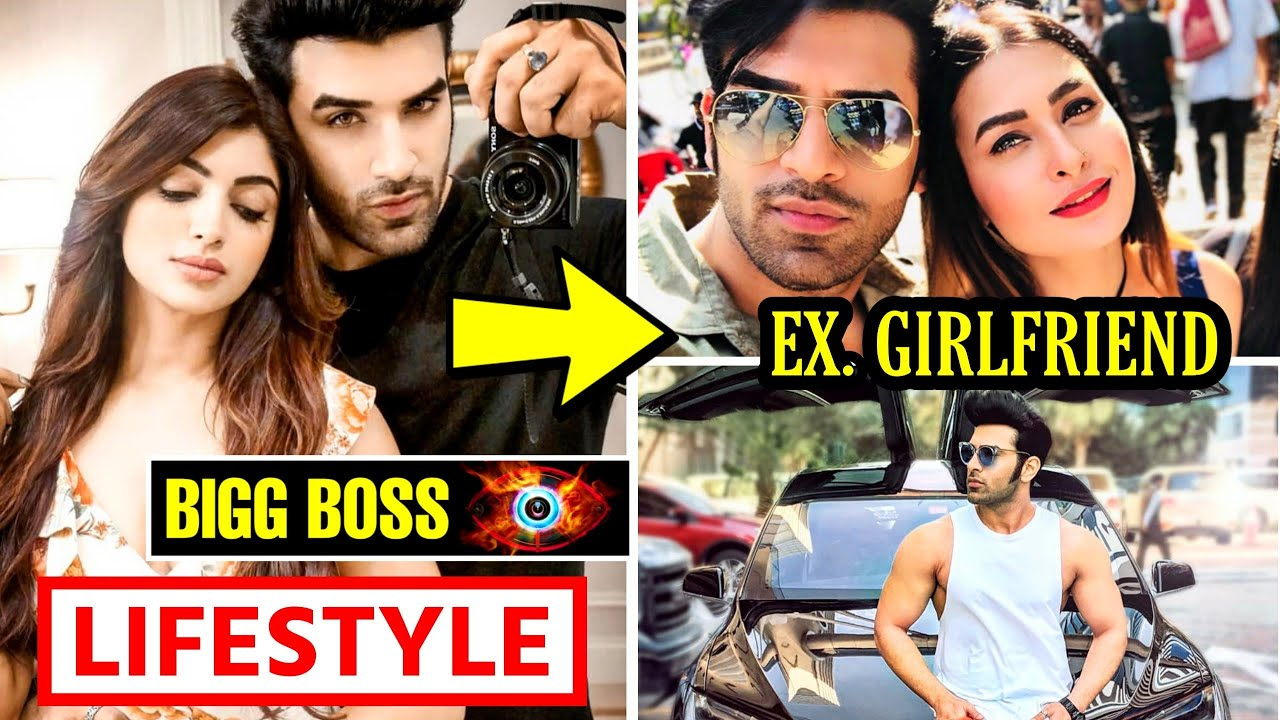 Paras Chabra Lifestyle Age Girlfriend Family Biography Bigg Boss 13 Contestant