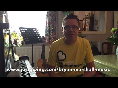 'Fall At Your Feet' (Crowded House) performed by Bryan Marshall #BePositive 2018