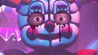 САМАЯ ЖУТКАЯ ЧАСТЬ Five Nights At Freddy s Sister Location 1 Ночь 1, 2
