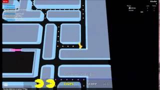 ROBLOX: Pac-Man VS - crazyblox - Gameplay nr.0238