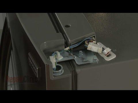 Right Hinge Plate - Frigidaire Refrigerator