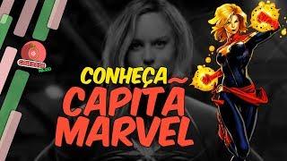 Conheça a TRISTE HISTÓRIA da Capitã Marvel (Carol Danvers) [Origem, Poderes e Mais] | GFLand