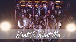 Want To Want Me - Jason Derulo | Anubhav Sharma Choreography